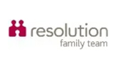 Resolution Family team Logo